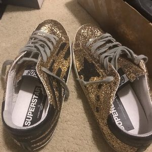 Brand new in box golden goose sneakers size 41